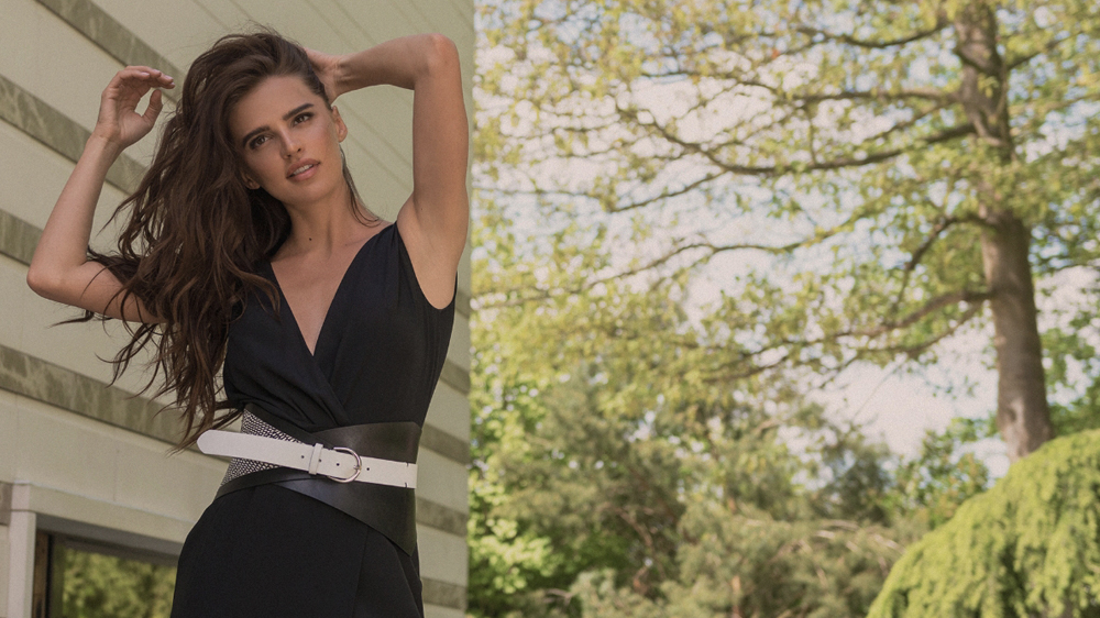 Fashion collaboration between Former Miss Ukraine Universe
