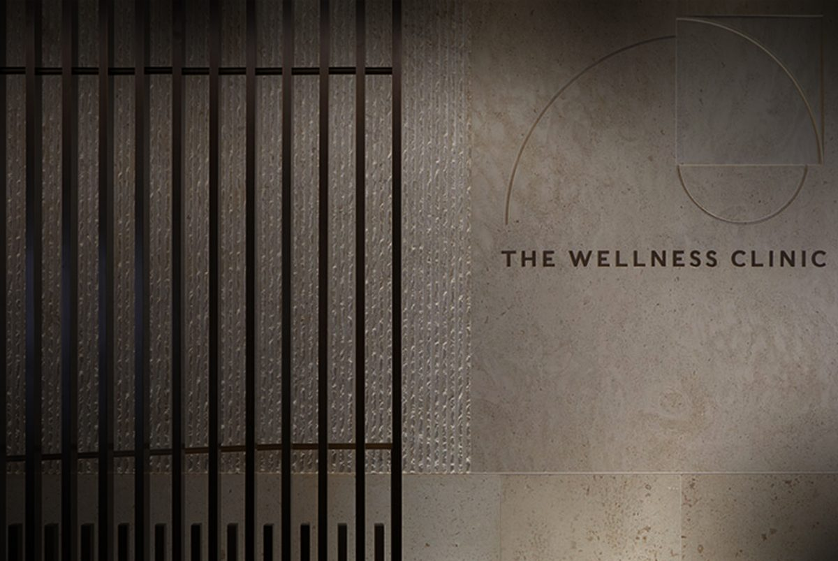Bringing the wellness and medical World together under the roof of Harrods