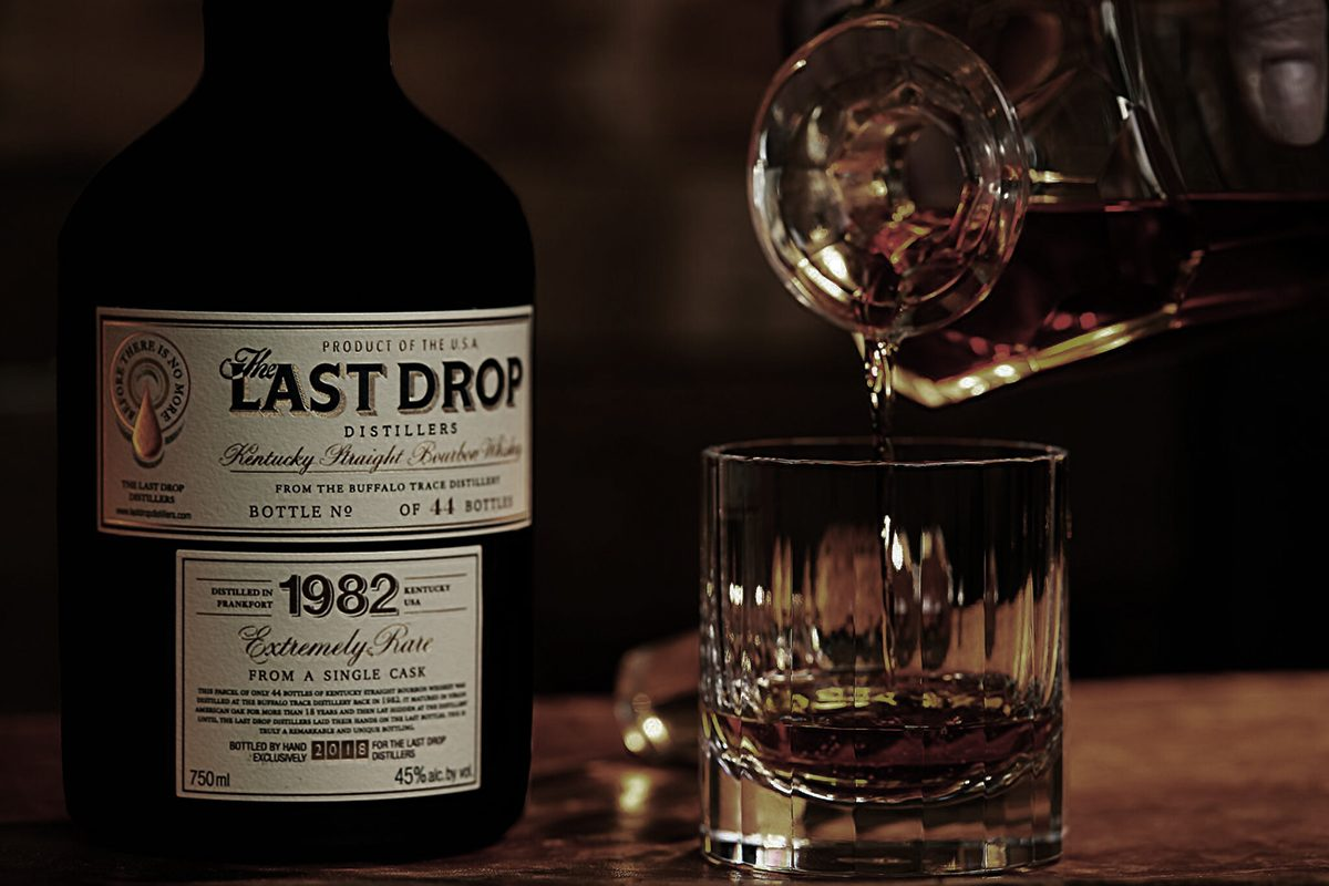 Extremely Rare: The launch of exclusive 1982 Bourbon whiskey by The Last Drop Distillers
