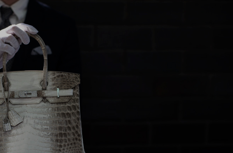 "The Himalaya Birkin: The ""Most Important Handbag in the World"" – SOLD (GBP 236,750)"