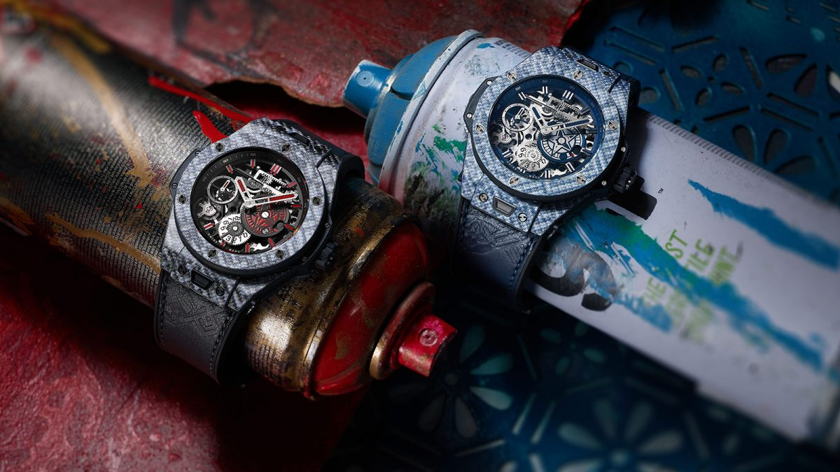 HUBLOT HOSTS ART TALK WITH INTERNATIONALLY RENOWNED STREET ARTIST SHEPARD FAIREY