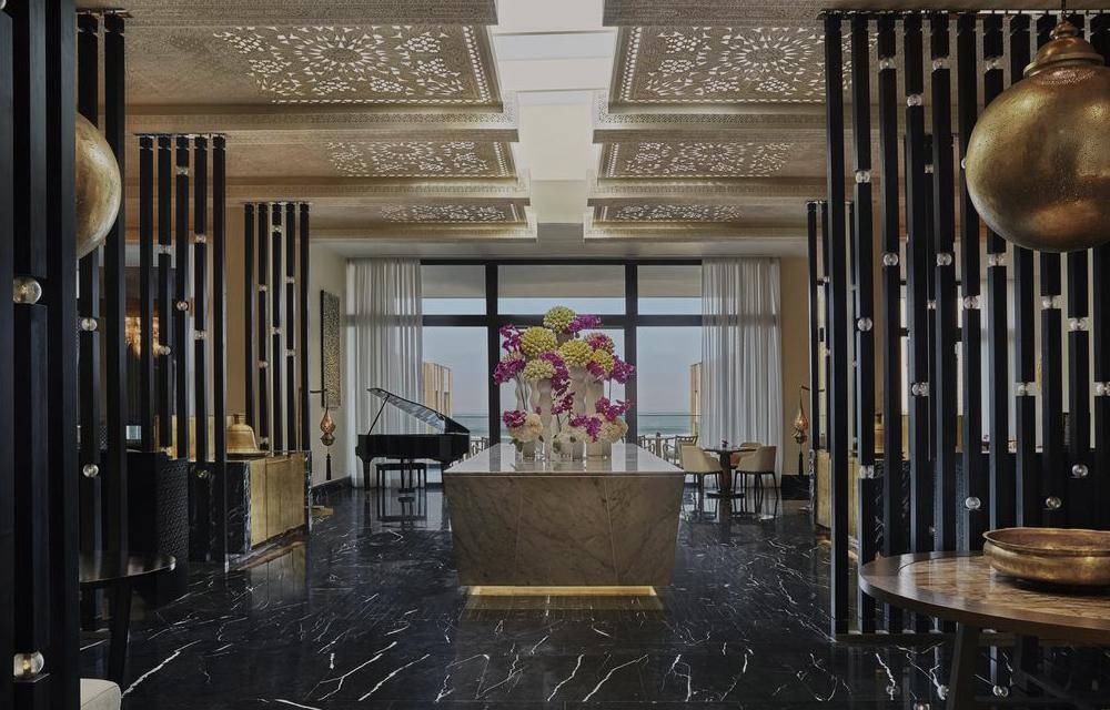 A Romantic escape at Four Seasons Hotel Casablanca