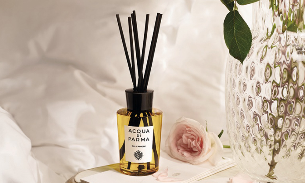 Acqua di Parma brings its Italian flair to the home
