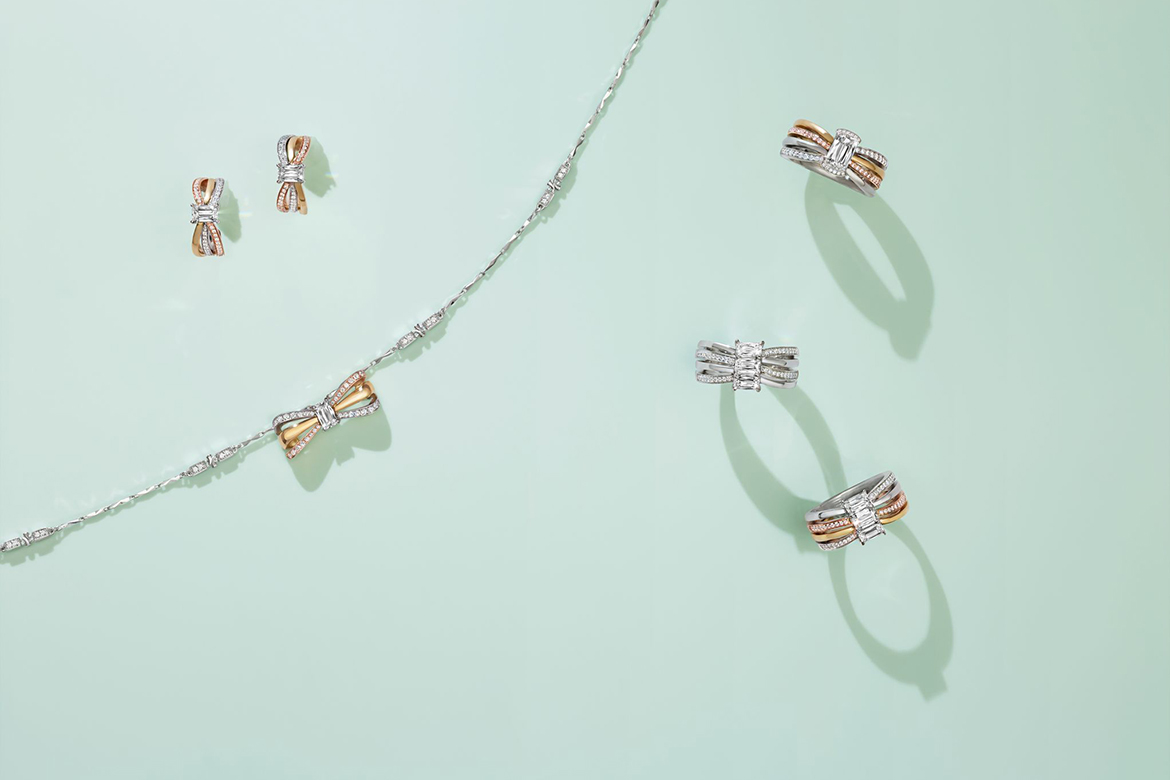 The Boodles Ribbons Collection