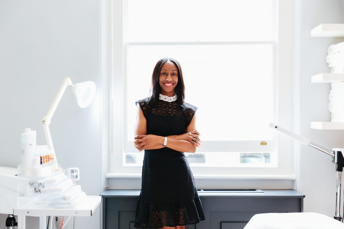 Facialist to the stars: Chelseé Lewis